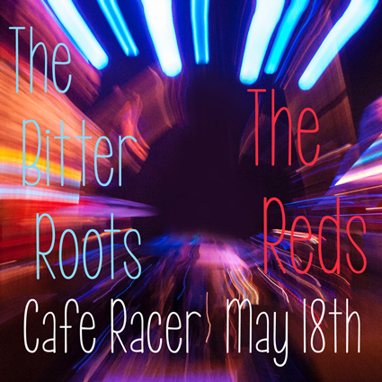 Cafe Racer May 18th 2013